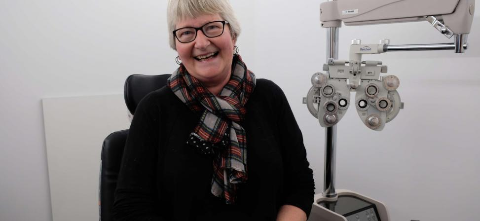 """Amazing"" response from Eye Care team, says happy patient"