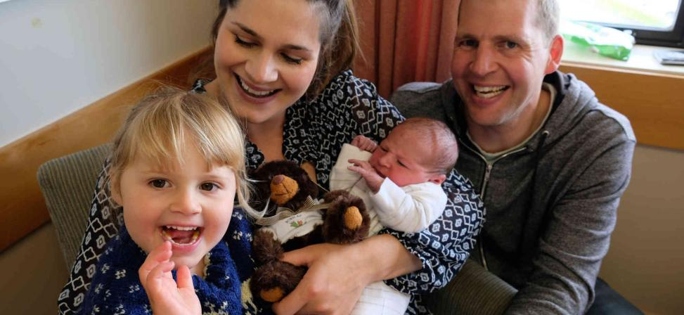 Record Month of Births in October 2018 | Latest News