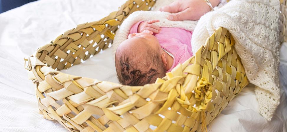 Pepi-Pods provide another safe sleeping option for new-borns